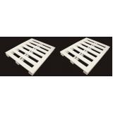 paletes de plástico 1 00 x 1 20 Cascavel