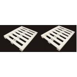 paletes plástico de piso Santana de Parnaíba